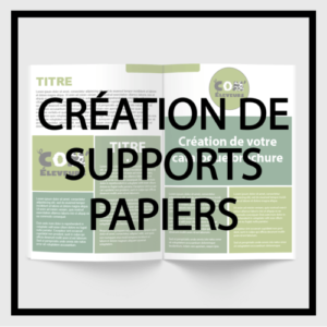 Création Supports Papiers